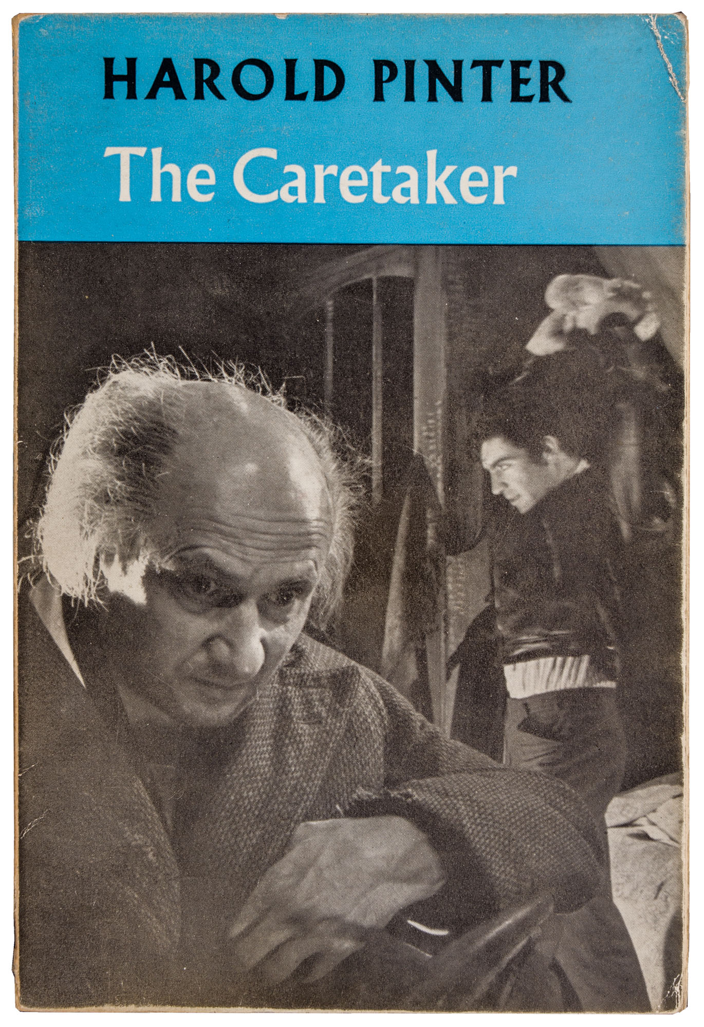 the caretaker harold pinter pdf