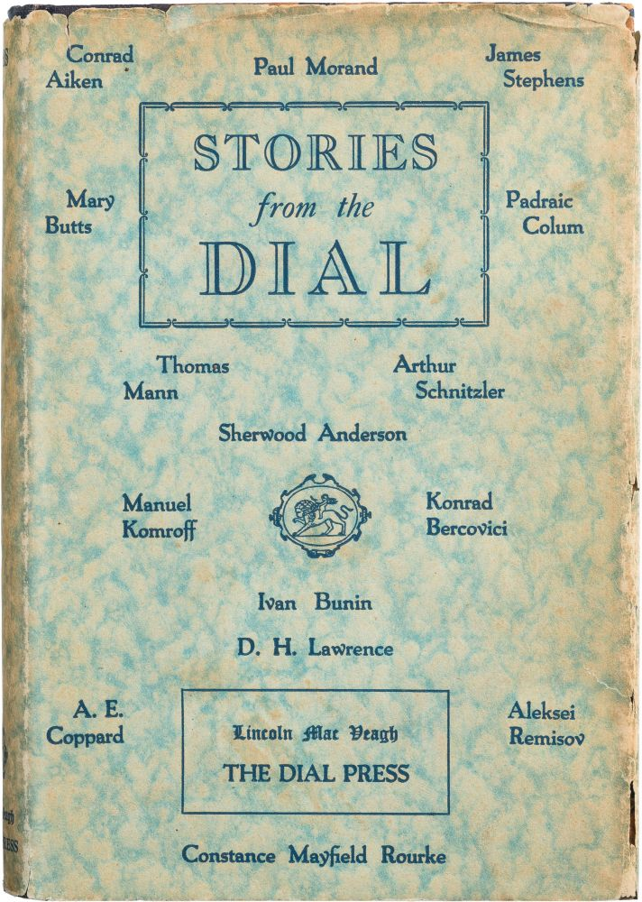 Stories From the Dial. The Dial Press.