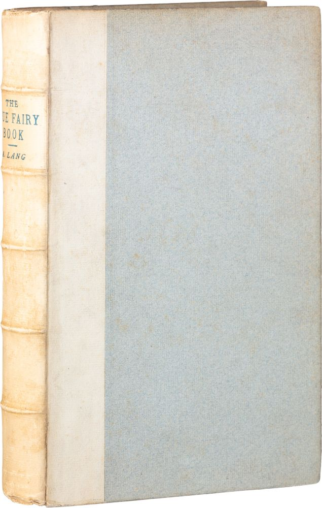 The Blue Fairy Book. Andrew Lang.