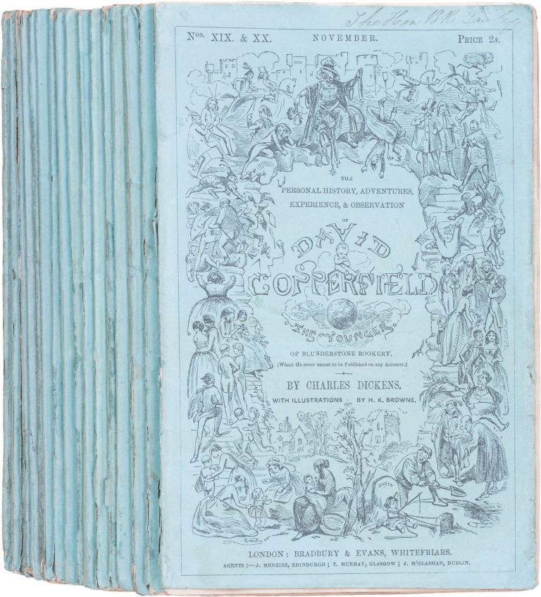 The Personal History of David Copperfield. Charles Dickens.