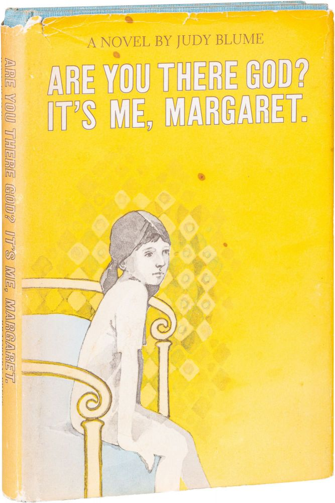 Are You There God? It's Me, Margaret. Judy Blume.