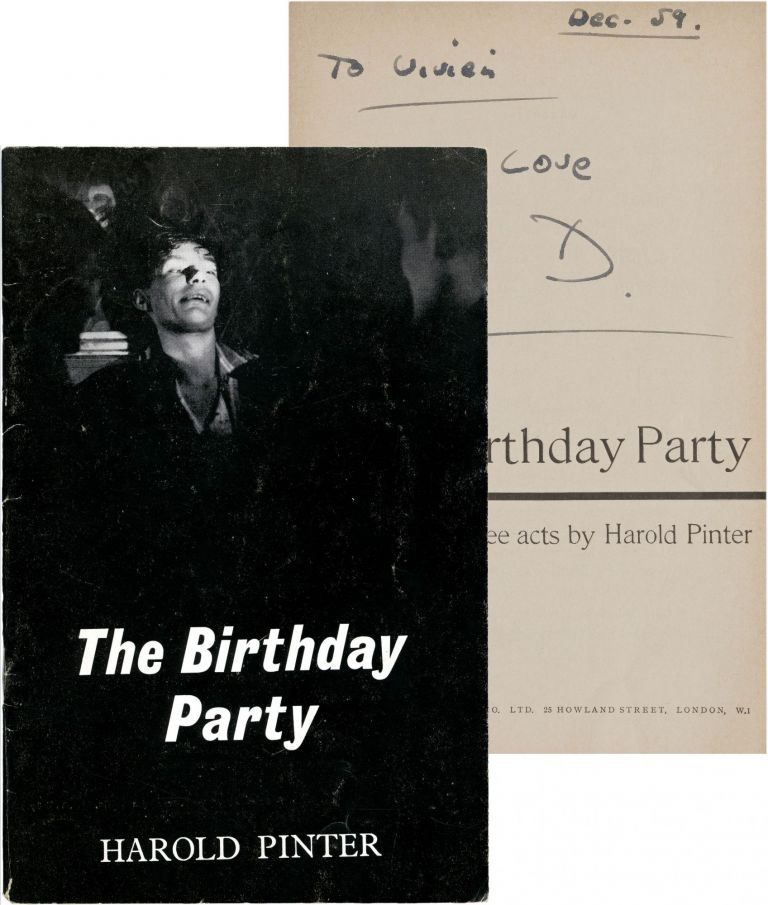 The Birthday Party. Harold Pinter.