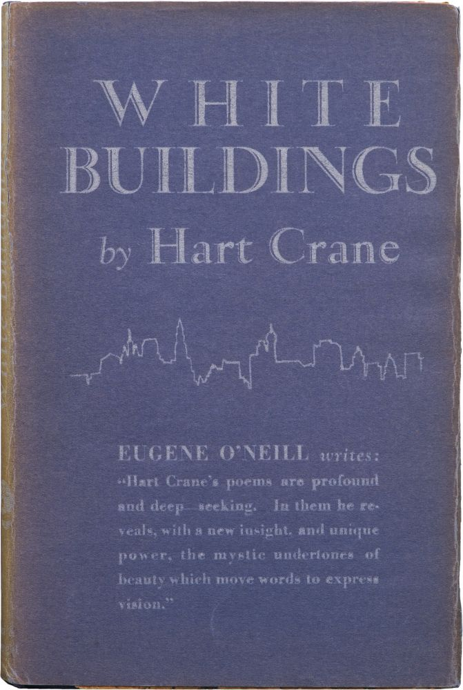 White Buildings. Hart Crane.