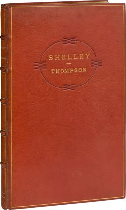 Shelley. Francis Thompson.
