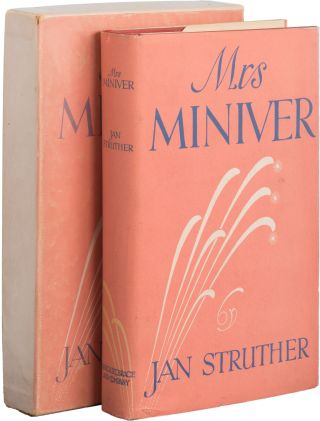 Mrs. Miniver. Jan Struther