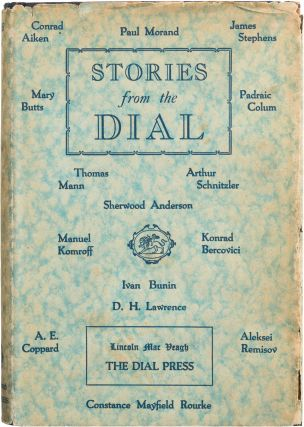 Stories From the Dial. The Dial Press