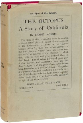 The Octopus. Frank Norris.