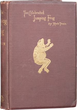 The Celebrated Jumping Frog of Calaveras County and Other Sketches. Mark Twain