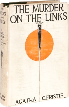 The Murder on the Links. Agatha Christie