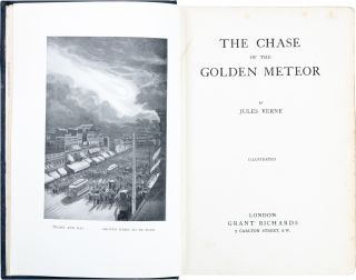 The Chase of the Golden Meteor