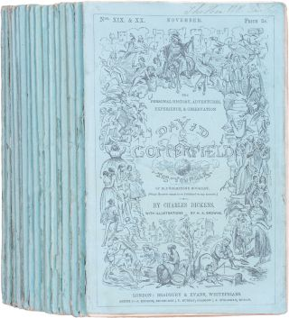The Personal History of David Copperfield. Charles Dickens