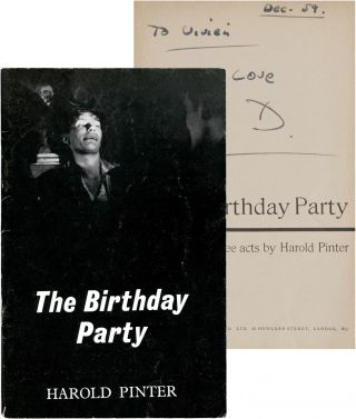 The Birthday Party. Harold Pinter